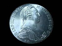 リア テレジア ターラー銀貨