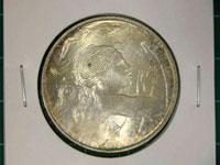 1000リレ銀貨