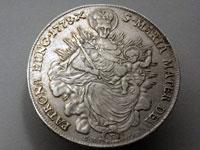 マリアテレジア1 ターレル銀貨