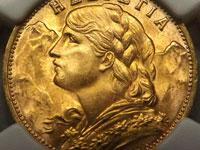 20フラン金貨