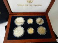 FIFAワールドカップ記念プルーフセット