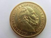 プロイセン20マルク金貨(ドイツコイン)
