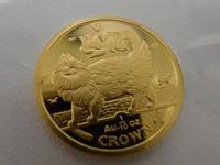 マン島キャット金貨(イギリスコイン)