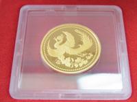 記念金貨は相場が高い今が売り時です!プレミア価格でお買取り