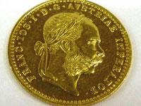 1ダカット金貨 フランツヨセフ