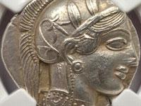 テトラドラクマ銀貨