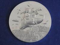 横浜博覧会記念メダル