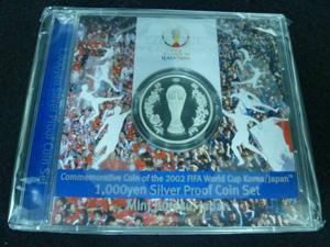 2002FIFAワールドカップ記念